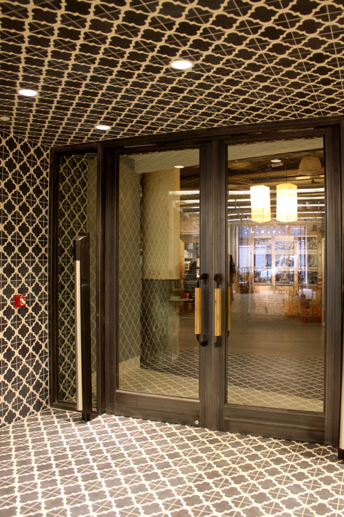 Storefronts And Doors Gallery Innovative Metal Solutions